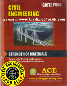 Ace Academy Strength Of Materials Pdf Book Download