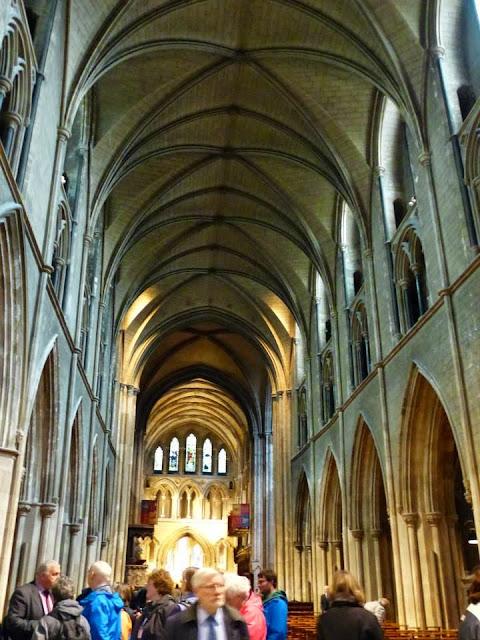visite cathédrale St. Patrick à Dublin