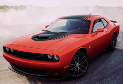 Downloadable 2016 Dodge Challenger Brochure