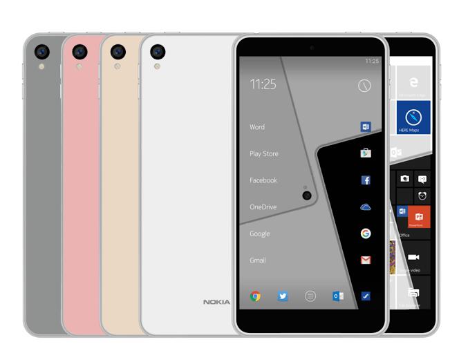 Il grande ritorno di Nokia: pronti due smartphone Android?