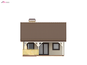 If you're looking to downsize, we have some small house with floor plans you'll want to see! Our small houses are under 82 square meters, but they still include everything you need to have a comfortable, complete home. These houses consist of 1-2 bedrooms, 1 bathroom, 1 kitchen, and a living room.