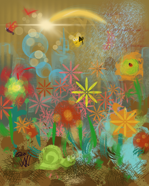 Spring Dreams by Traci Van Wagoner