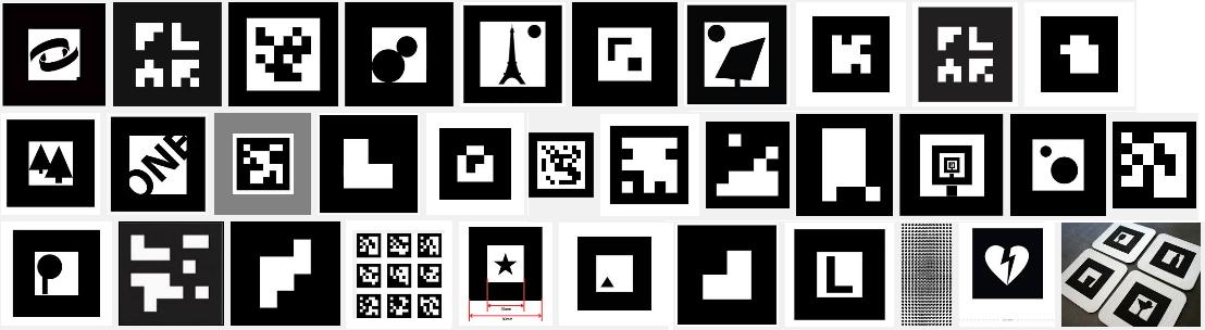 w(eb)zona: ARToolkit ir OpenCV panaudojimas papildytosios