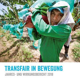 Fairtrade weiterhin mit Zuwächsen - auch 2018