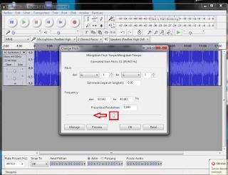 Trik Cara Mudah Merubah Audio Suara Perempuan Menjadi Laki-laiki