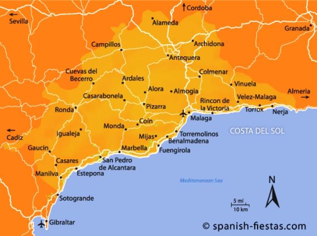 Matkalla Maailmassa Pari Viikkoa Espanjassa