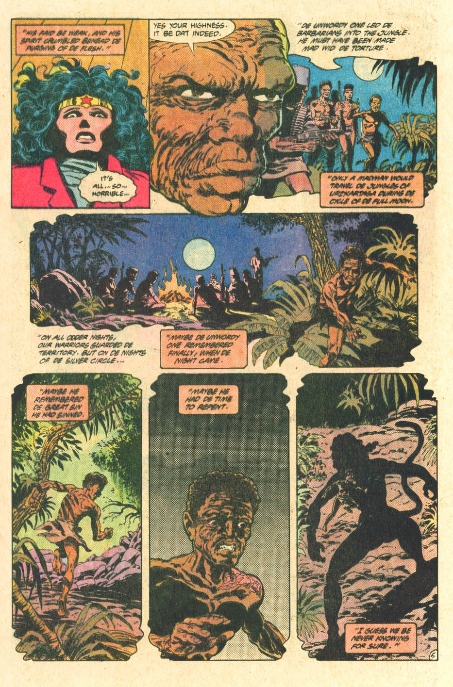 Read online Wonder Woman (1987) comic -  Issue #29 - 7