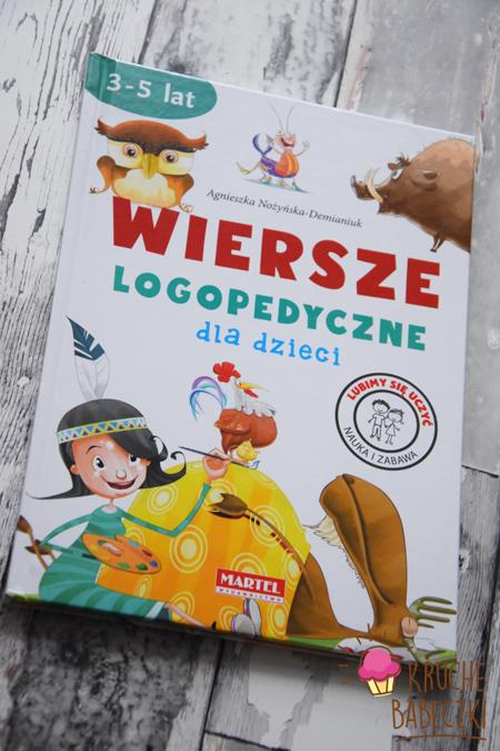 Wiersze Logopedyczne Dla Dzieci Kruche Babeczki