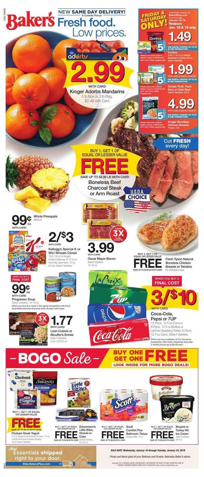 Bakers Weekly Ad