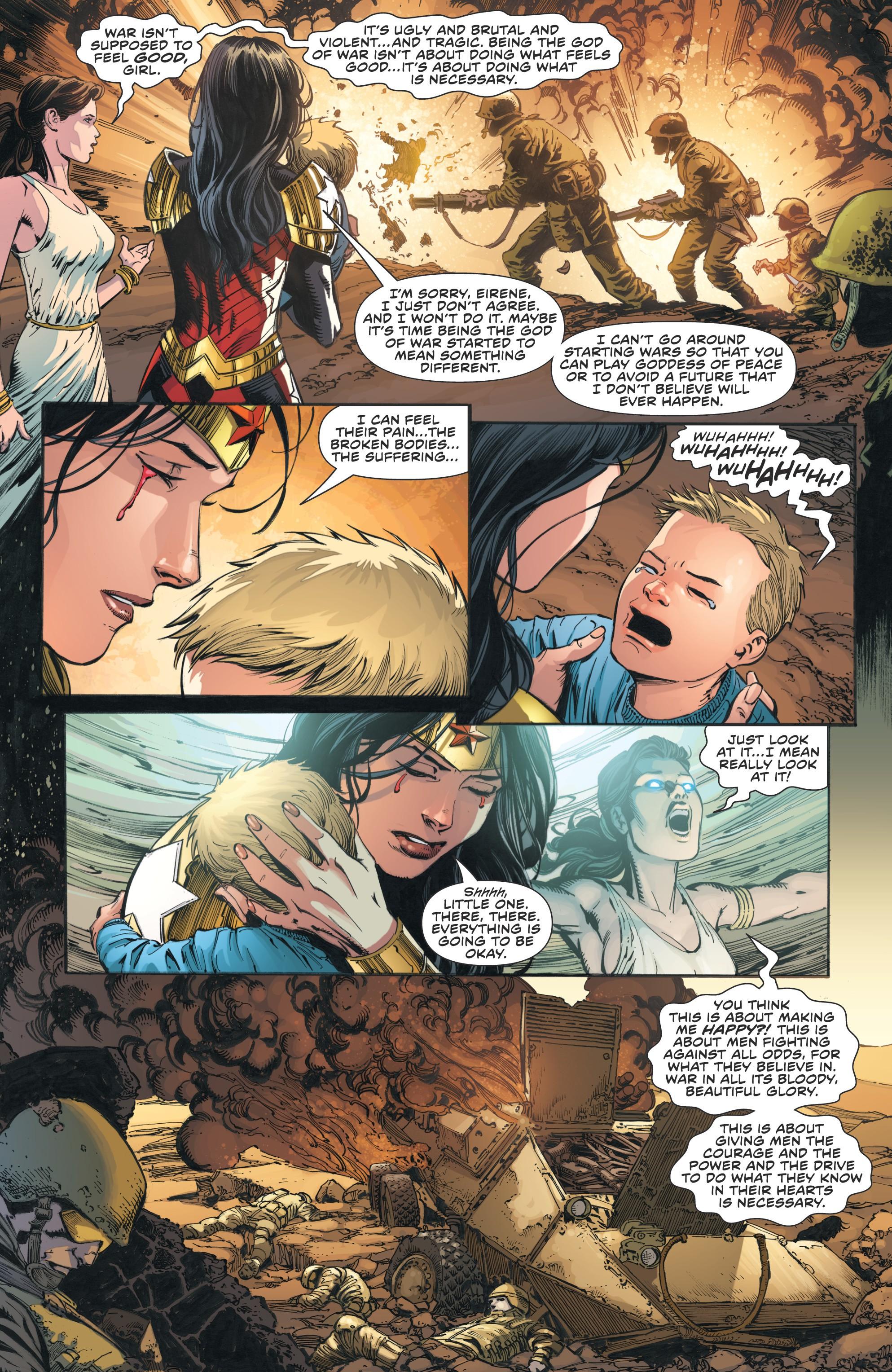 Read online Wonder Woman (2011) comic -  Issue #46 - 13