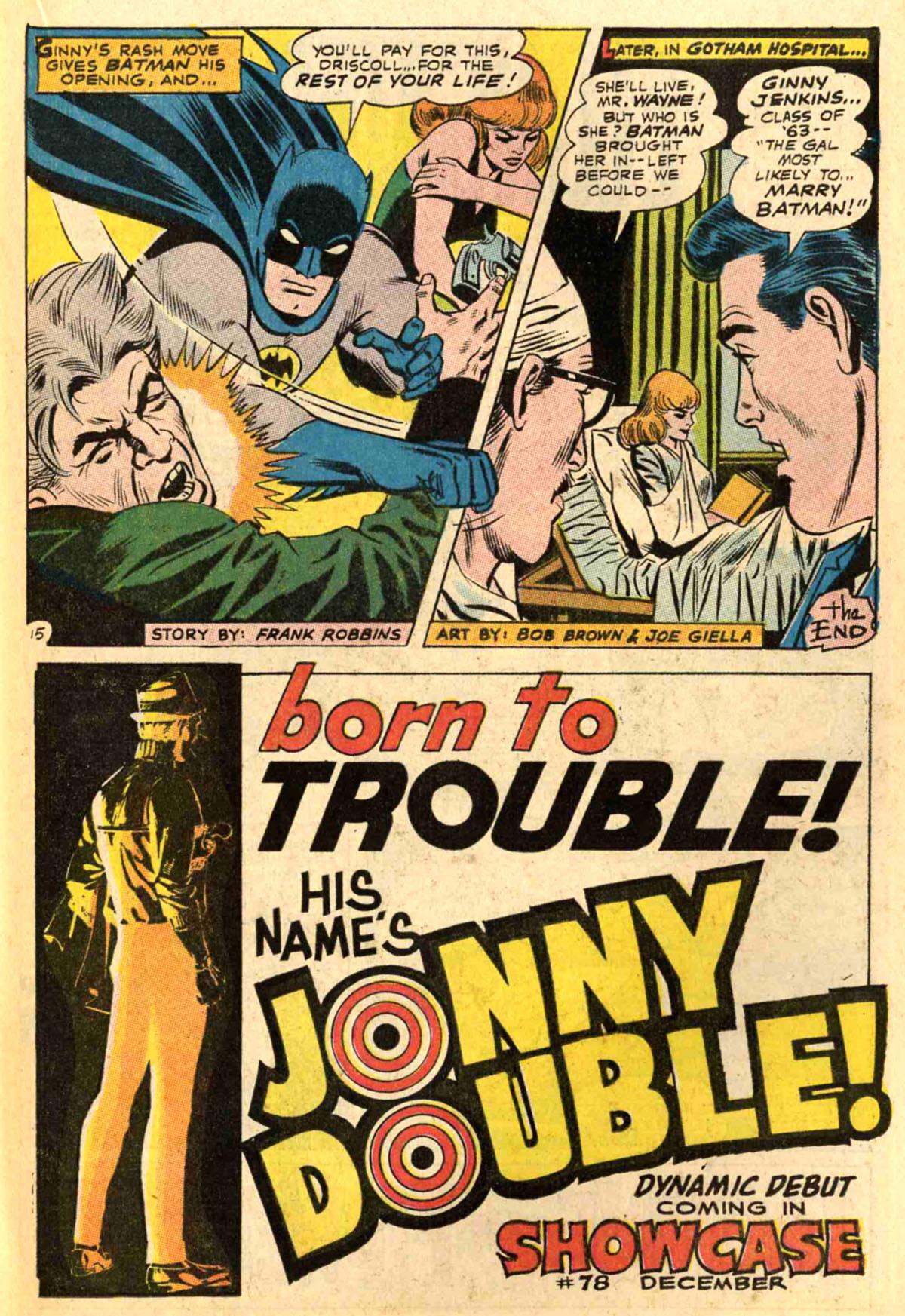 Detective Comics (1937) 380 Page 19