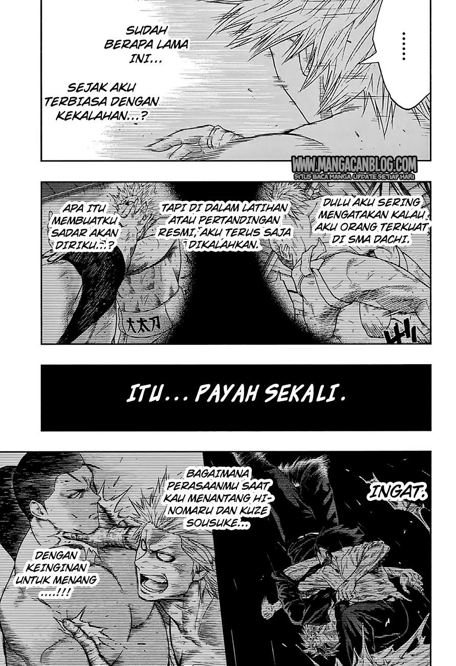 Hinomaru Zumou Chapter 140-12
