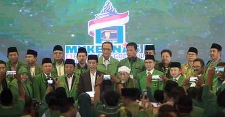 Romahurmuziy: Secara Resmi PPP Kembali Mencalonkan Bapak Jokowi Menjadi Calon Presiden di Pemilu 2019