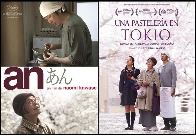 pastelería en Tokio, Naomi Kawase, An, Sweet Bean
