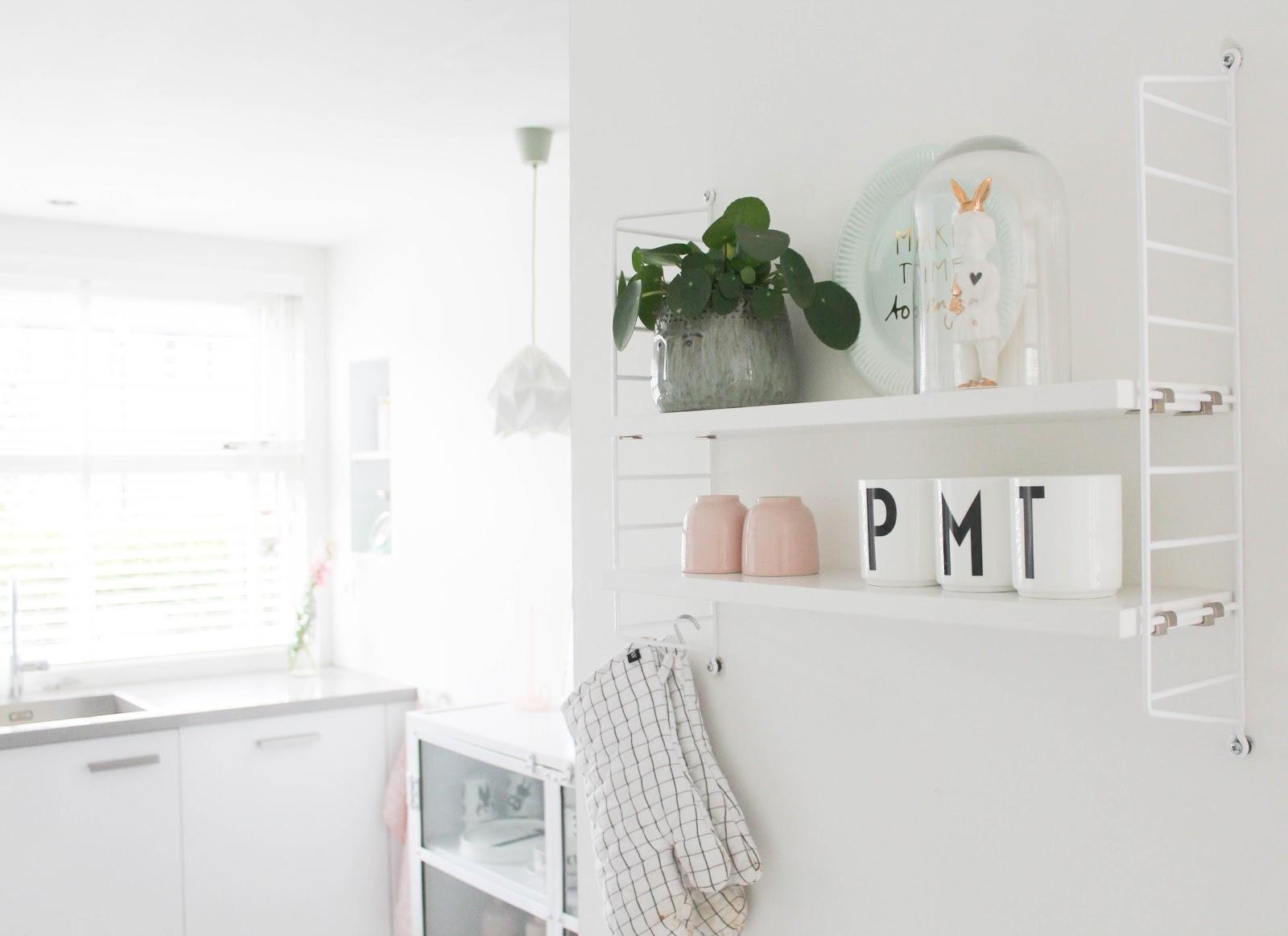 Missjettle : raamdecoratie in de keuken