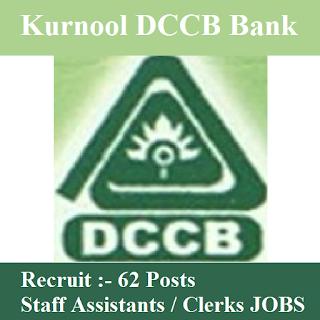 Kurnool District Cooperative Central Bank Ltd., Kurnool DCCB, Kurnool DCCB Answer Key, Answer Key, kurnool dccb logo