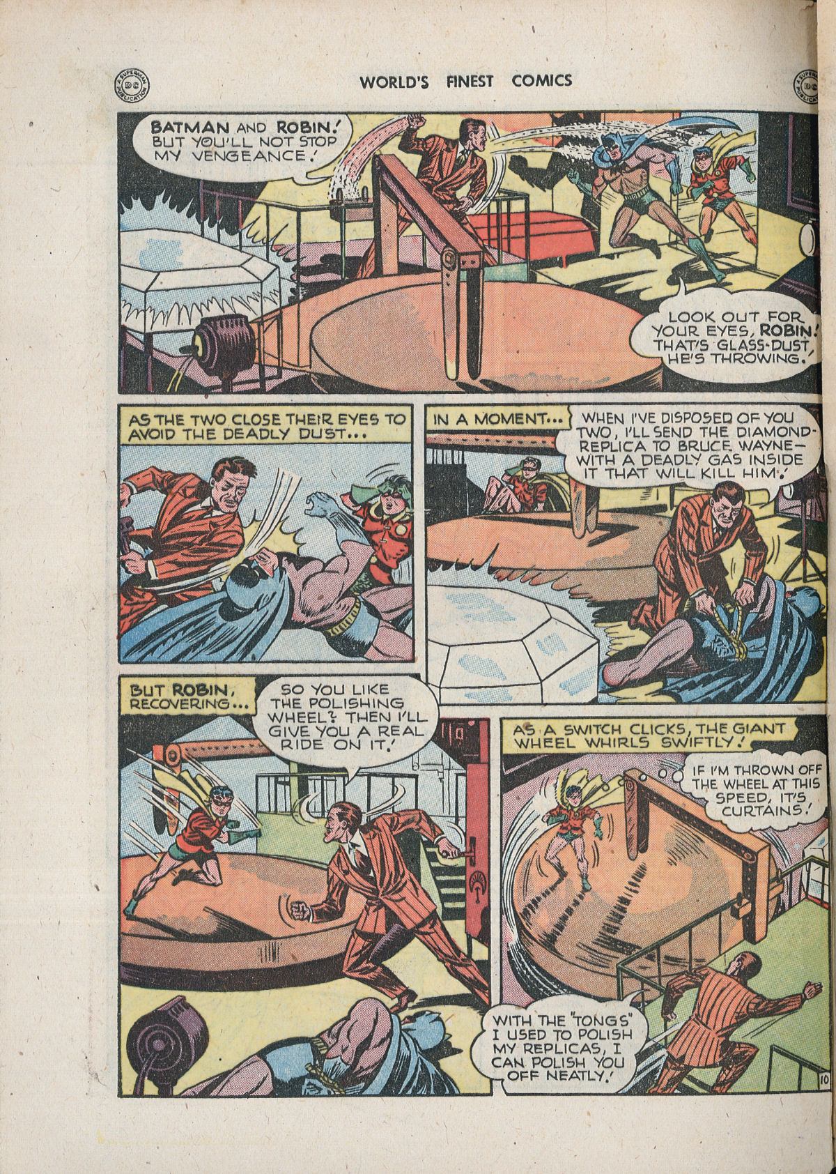 Read online World's Finest Comics comic -  Issue #33 - 70