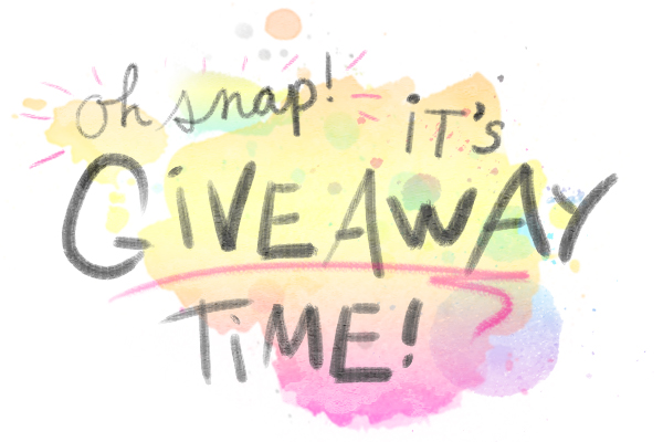 1st Blog Anniversary Giveaways