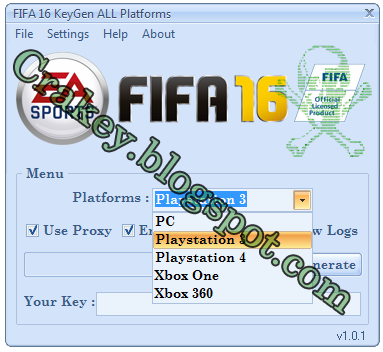 FIFA 16 Keygen,Crack,Serial Key Free Download
