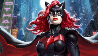 Batwoman on The CW, TV News