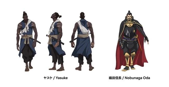 Anime Yasuke
