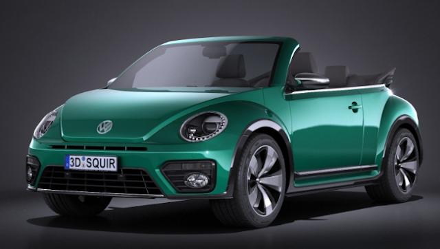 2019 Volkswagen Beetle Review