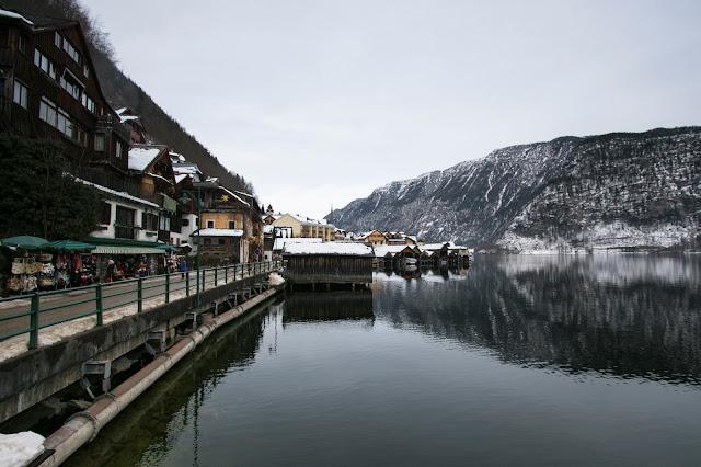 Vista di Hallstatt