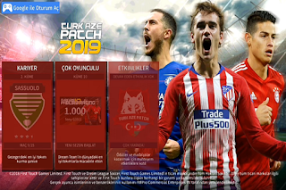 Download DLS 19 Mod TAP 2019 v1 Apk Data Obb