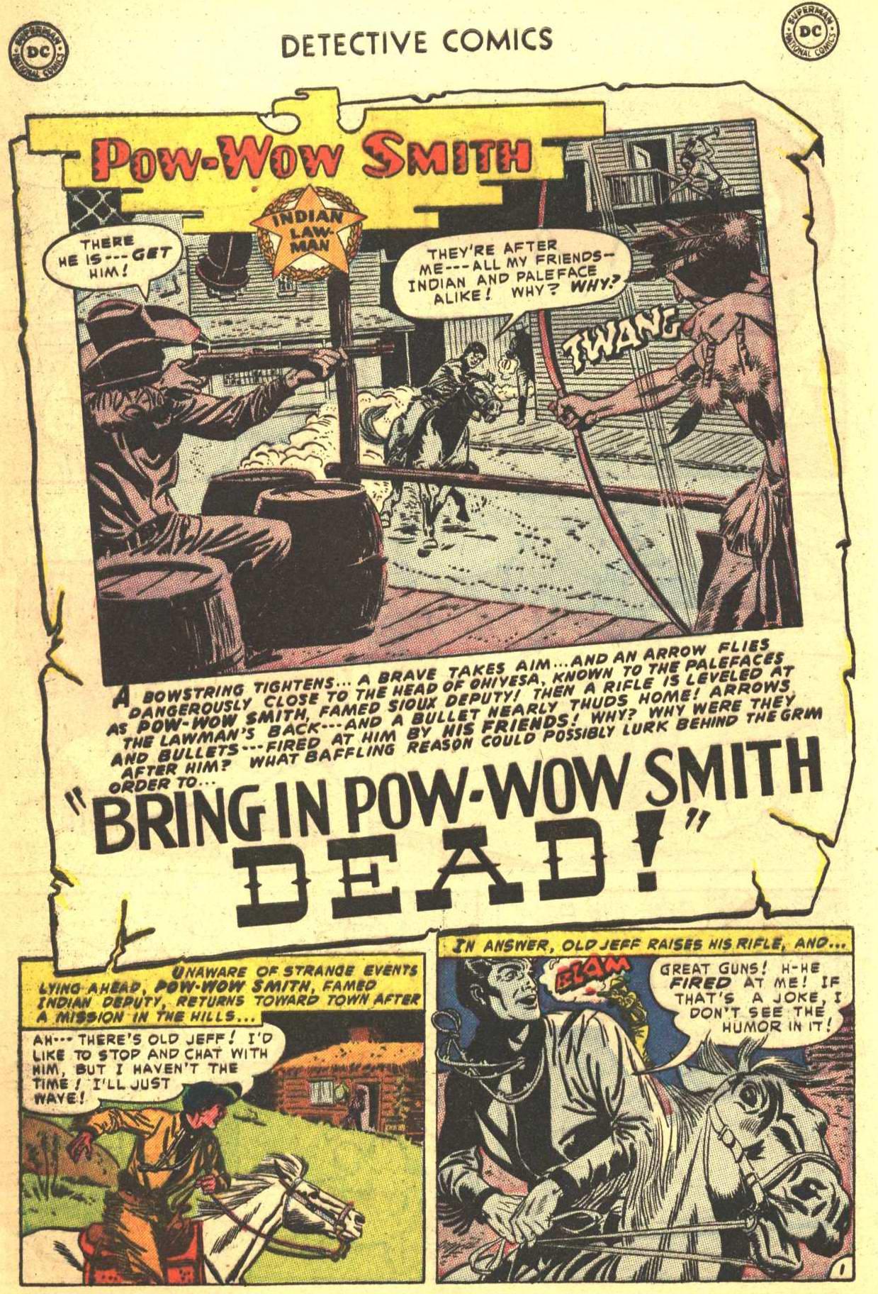 Detective Comics (1937) 198 Page 33