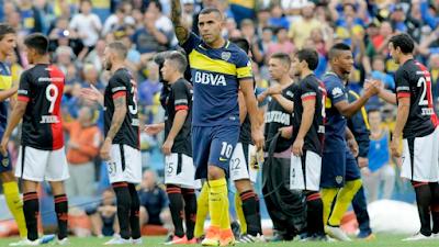 Boca Juniors vs Colón