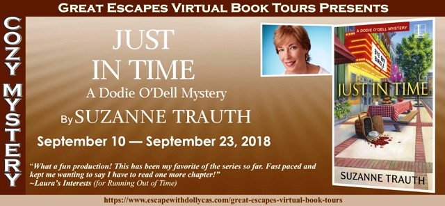 FEATURED AUTHOR: SUZANNE TRAUTH