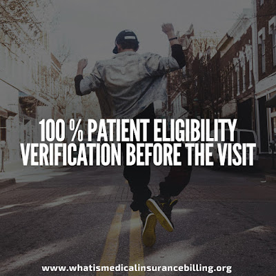 Patient insurance eligibility verification