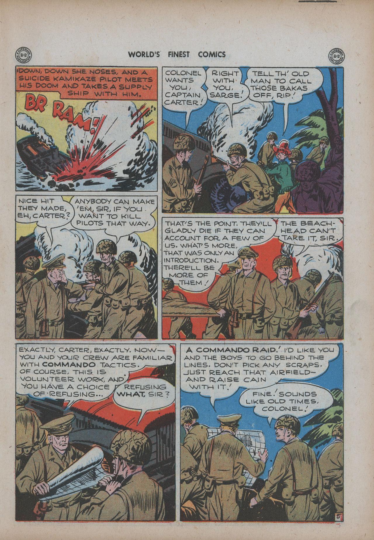 Read online World's Finest Comics comic -  Issue #20 - 39