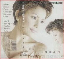 Mayangsari - Kuingin ( Karaoke )