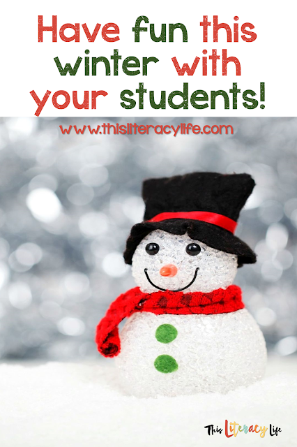 Have fun with your students this winter with fun and games!