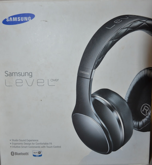 Product Review - @SamsungSA Level Over Ear #Bluetooth #Headphones @SamsungMobileSA