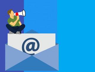 ईमेल की खोज, ईमेल अकाउंट बनाये, ईमेल की भारत में शुरुआत