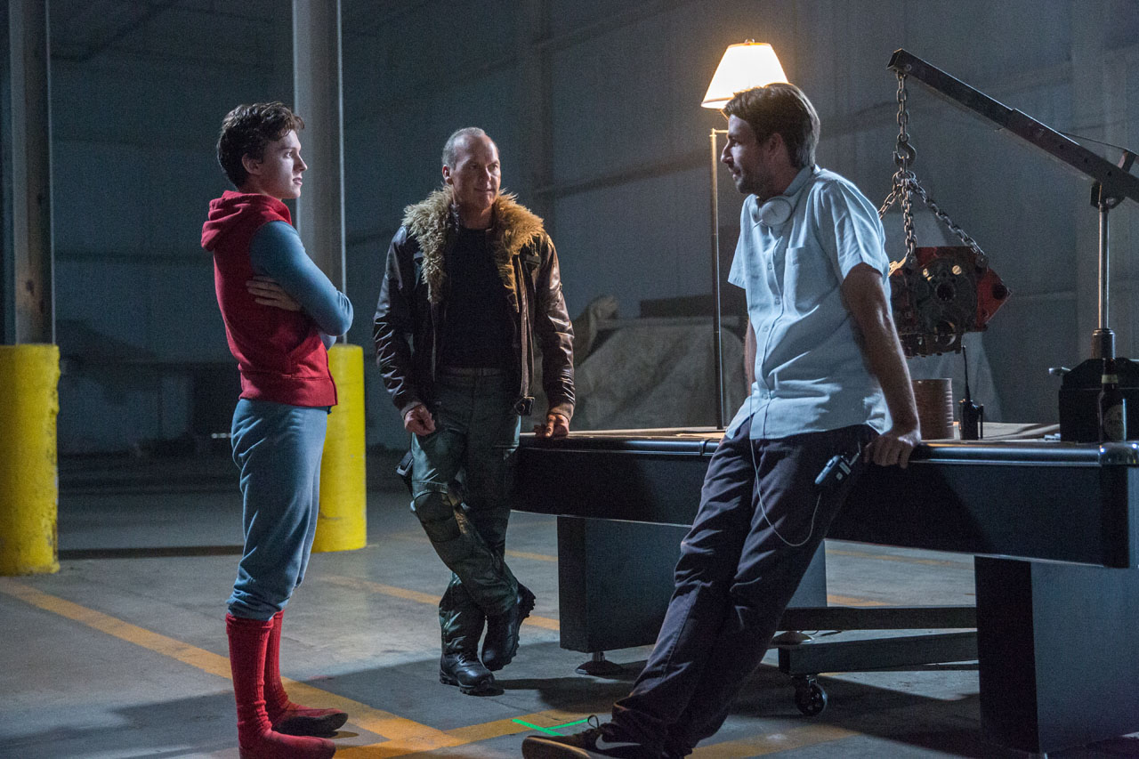 Tom Holland as Spider-Man/Peter Parker