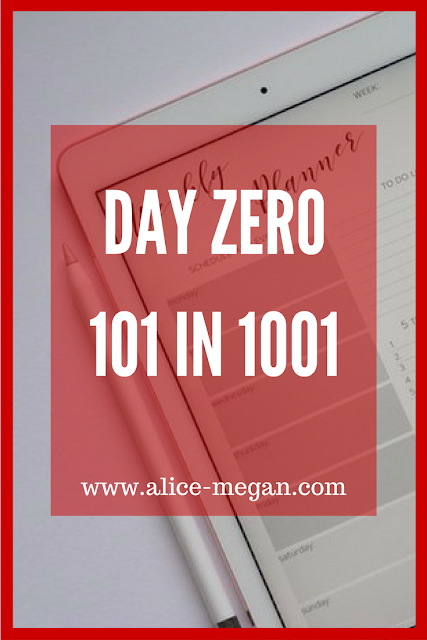 Day Zero 101 in 1001 goals