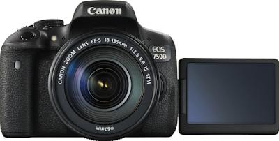 Daftar Harga Kamera Canon Terbaru untuk Pemula