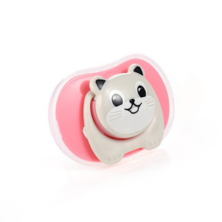 Cute Cartoon Pacifier Pink