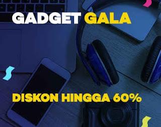 Promo hp dan gadget terbaru diskon sampai 60%