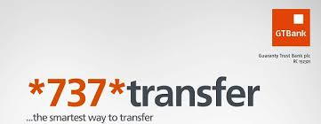 GTBank Money Transfer *737*