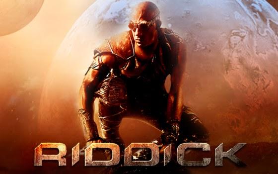 Cele Mai Bune FILME SCI-FI Ale Anului 2013 - Riddick