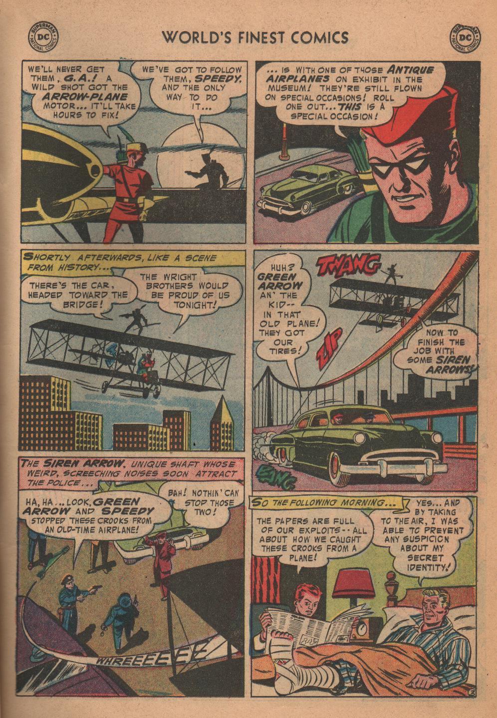 Read online World's Finest Comics comic -  Issue #72 - 19