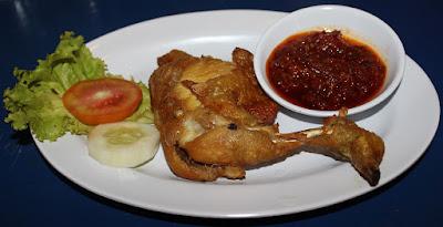 Resep Masakan Praktis Harian Ayam Penyet