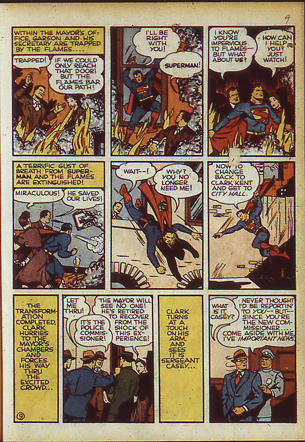 Read online Action Comics (1938) comic -  Issue #37 - 11
