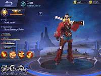 Build Gear Clint Mobile Legend Tersakit
