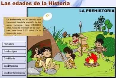 Imagenes De La Prehistoria Para Imprimir
