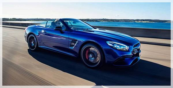 2019 Mercedes-Benz SL coupe and GT Black Series Review